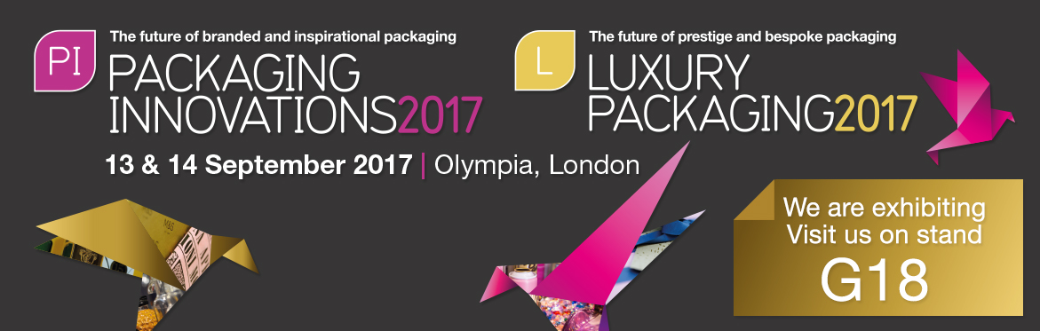 Packaging Innovations London 2017