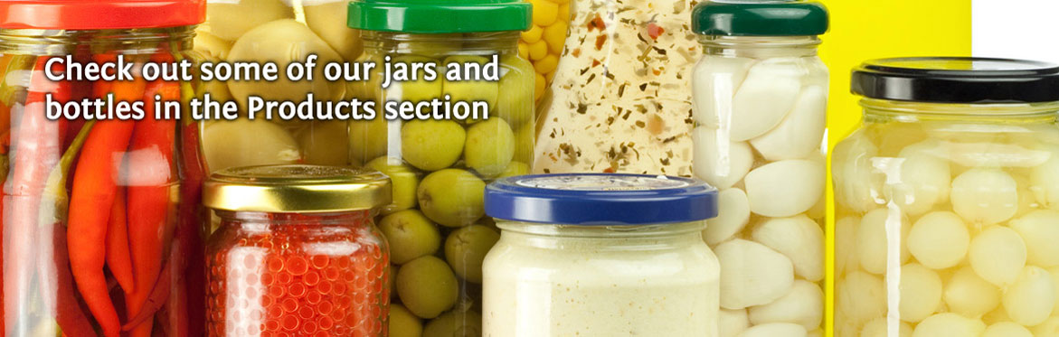 Food jars image